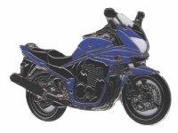AS SUZUKI Bandit 650 S blau/2006