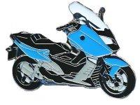 AS BMW C 600 Sport blau