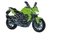 AS KAWASAKI Z 750 grün Mod. 2012