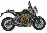 AS KTM 390 Duke orange 2015