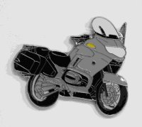 AS 1345 BMW R 1150 RT silber