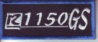 Patch R 1150 GS