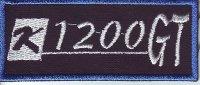 "Patch ""K 1200 GT"""