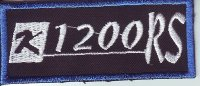 """Patch """"K 1200 RS"""""""
