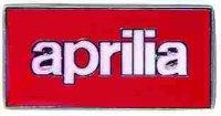 KK APRILIA Logo weiß rot