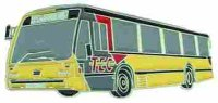 AS Bus 3612 TEC gelb*