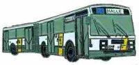 AS Bus 2208 De Lijn/Belgien gelb*