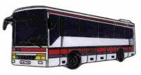 "AS Bus Setra ""RBA""  weiß/rot/blau*"