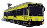 "AS Straßenbahn Stuttgart ""Zacke"" ge*"