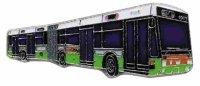 AS Bus Breda M 321 grün/silber/weiß*