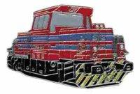 AS Diesell.  1435 CKD rot/blau*