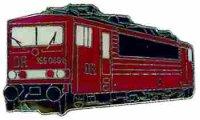 KK E-Lok 155 048-2 schwarz/rot*