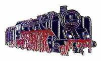 KK Dampfl. 50 366 schwarz/rot