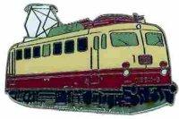 KK E-Lok E 113 311 beige/rot