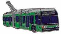 KK Bus O-Bus Basel grün*