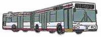 KK Bus Rheinbahn weiß/rot*