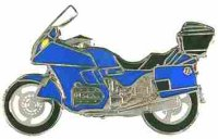 AS BMW K 1100 LT blau*