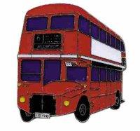KK Bus Doppelstock England rot*