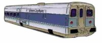 KK Triebwg. Intercity Night Wagen*