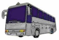 KK Bus RENAULT Iliade silber*