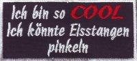 """Patch FP0053 """"Ich bin so cool..."""""""