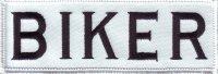 "Patch FP0103 ""BIKER"""