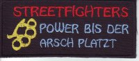 """Patch FP0171 """"Streetfighters Power bis..."""""""