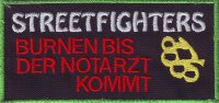 """Patch FP0174 """"Streetfighters Burnen bis..."""""""