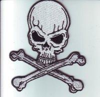 "Patch FP0203 ""Skull, Totenkopf, Pirat"""