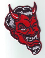 """Patch FP0209 """"Red Devil"""""""