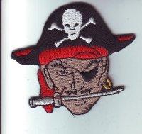 """Patch FP0215 """"Pirat"""""""