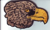 """Patch FP0245 """"Adler, Eagle"""""""