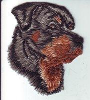 "Patch FP0247 ""Rottweiler"""