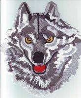 """Rückenpatch FRP006 """"Wolf"""""""