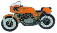 AS LAVERDA SFC 750 orange* Keyring
