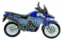 AS SUZUKI DR Big 800 blau/weiß* Keyring