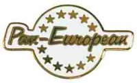 AS HONDA Pan European Logo goldfarben Keyring
