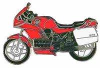 AS BMW K 100 RS rot/weiß* Keyring
