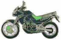 AS KAWASAKI KLE 600 blau/grün* Keyring