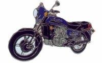 AS HONDA CX 500 blau Keyring