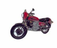 AS HONDA CX 500 rot Keyring