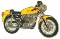 AS DUCATI 250/350 gelb* Keyring