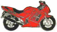 AS SUZUKI RF 600 R rot Modell 93* Keyring