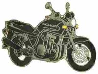 AS HONDA CB 1000/92 schwarz* Keyring