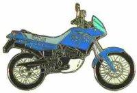 AS APRILIA Pegaso 600 blau* Keyring
