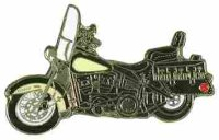 AS HARLEY Heritage Softail Classic Keyring