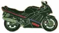 AS SUZUKI RF 900 R schwarz* Keyring