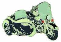 AS GESPANN Harley Precision creme* Keyring