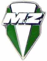 AS MuZ Logo grün/weiß* Keyring