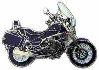 AS MOTO GUZZI Nevada 750 schwarz* Keyring